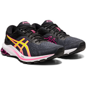 asics GT-1000 10 Shoes Women, black/hot pink